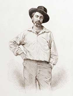 Walt Whitman (1819~1892)